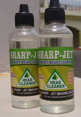 <b>Sharp Inkjet Head Cleaner</b><br/>